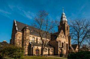 Neuss Kirche Heilige Dreikönige